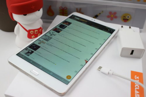 Teclast Master T8 Tablet Scope of delivery