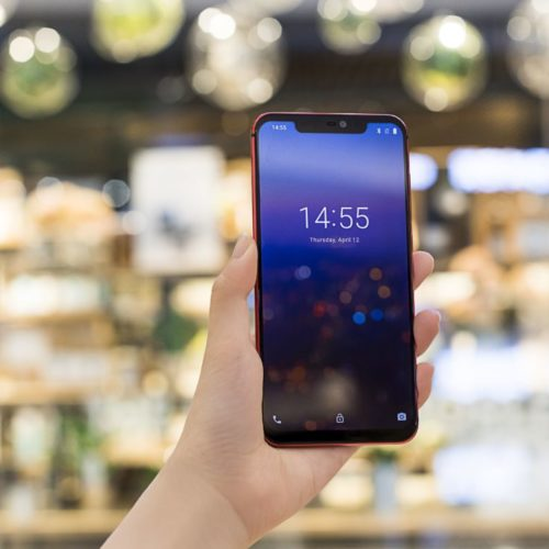 UMIDIGI Z2 - Z2 Pro Smartphone Design