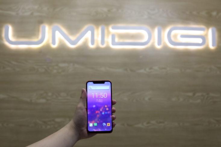 UMIDIGI Z2 - Z2 Pro UMIDIGI Logo