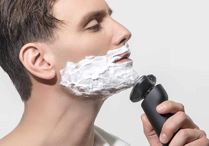 Xiaomi 360 electric shaver wet shave