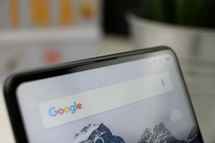 Xiaomi Mi Mix 2 Auricle