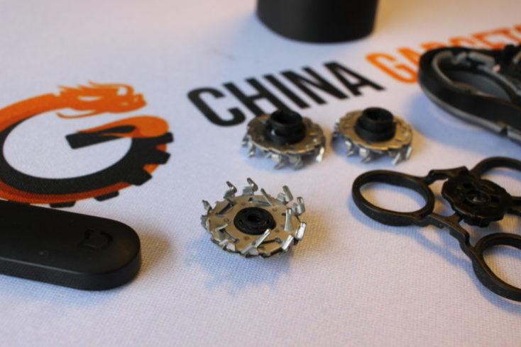 Xiaomi Mijia razor blades