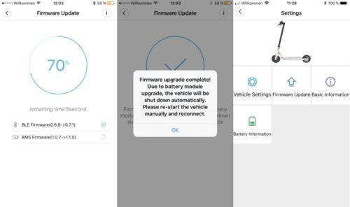 Xiaomi Ninebot App