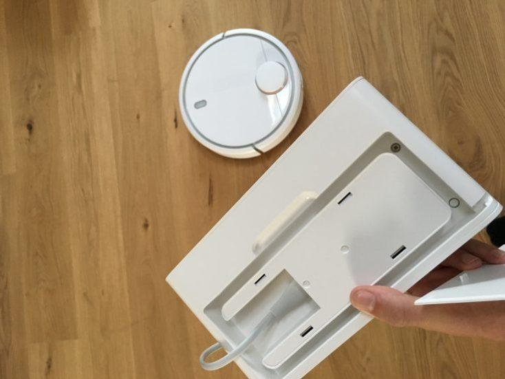 Xiaomi Robotic Vacuum Cleaner Charging Station