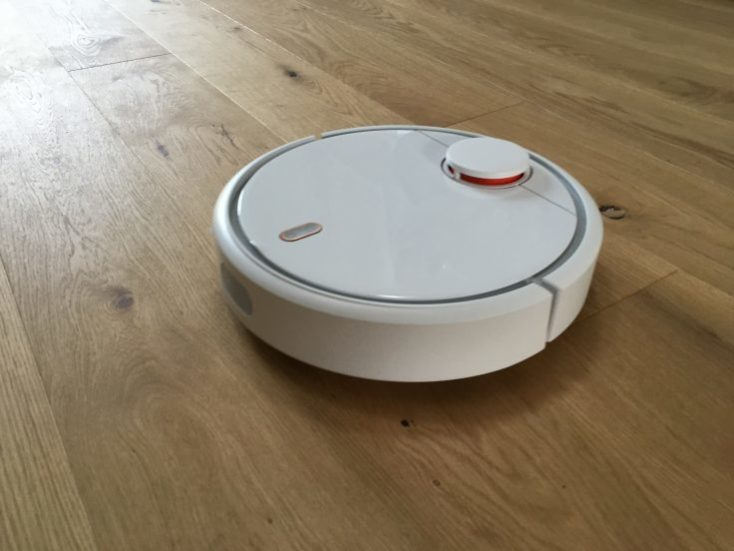 Xiaomi Vacuum Cleaner Robot Performance
