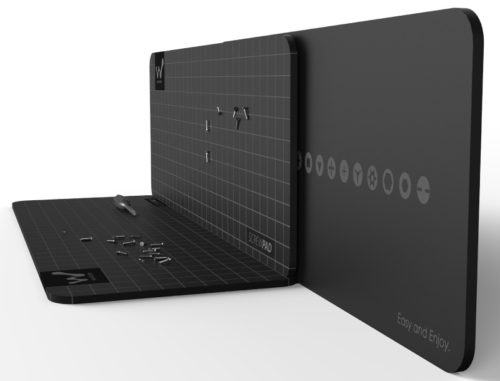Xiaomi Wowtation Wowpad magnetic pad with screws
