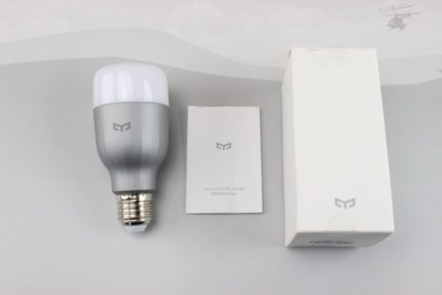 Xiaomi Yeelight Smart LED Light Bulb Scope of Delivery