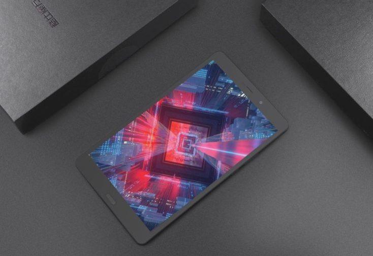 ALLDOCUBE X1 Tablet Front