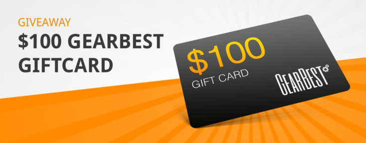 China Gadgets GearBest Gift Card Giveaway