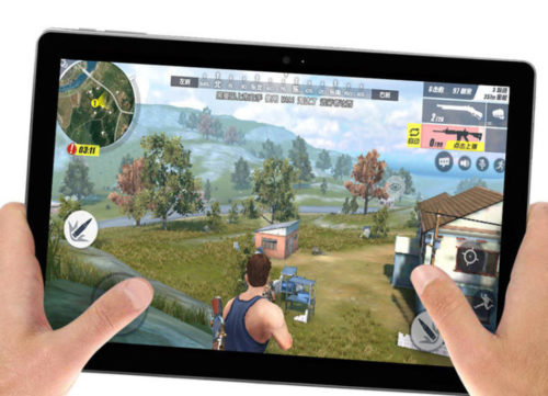 Gaming with the VOYO I8 Max Tablet