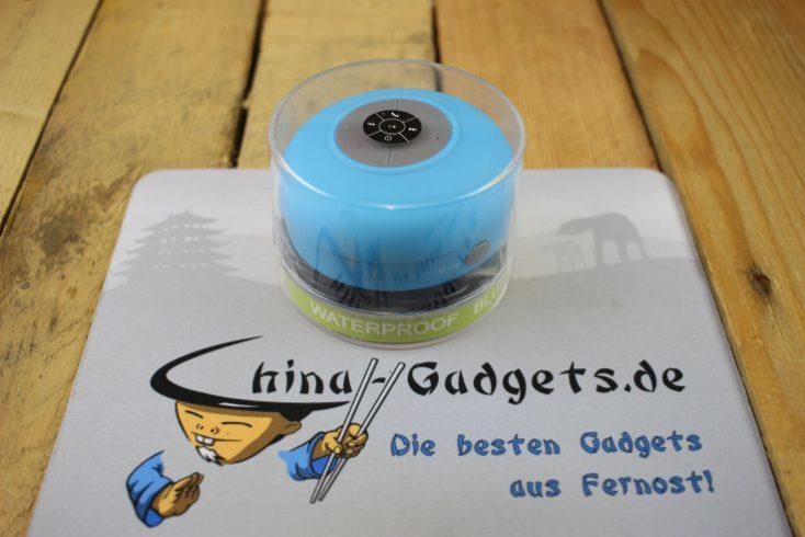 Shower Bluetooth Speaker BTS-06 waterproof