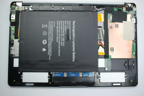 Teclast F7 Notebook Hardware