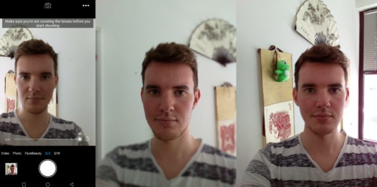 UleFone Power 5 Selfies