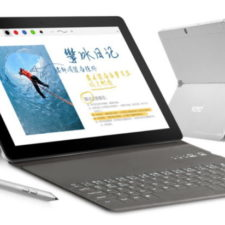 VOYO I8 Max Tablet with keyboard