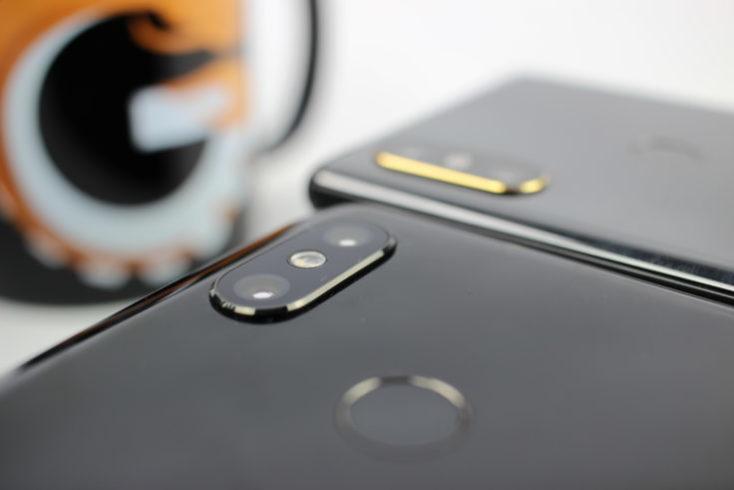 Xiaomi Mi 8 Camera vs Mix 2S