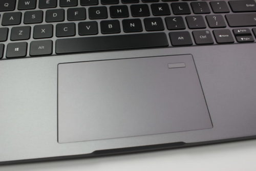 Xiaomi Mi Notebook Air 2018 Touchpad with fingerprint sensor