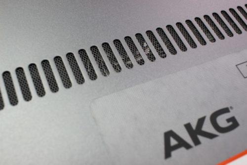 Xiaomi Mi Notebook Air 2018 Ventilation Inlet Bottom Side