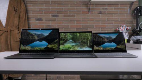 Xiaomi Mi Notebooks all sizes