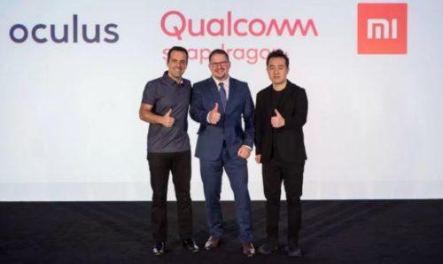 Xiaomi Oculus Cooperation