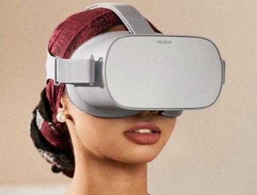 Xiaomi Oculus Go Facebook Advertising