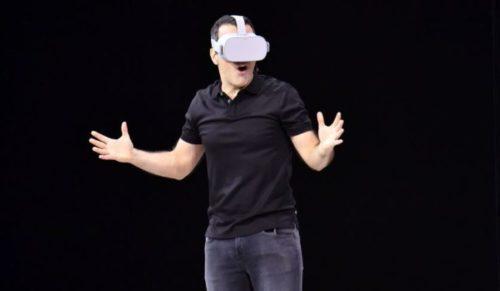 Xiaomi Oculus Go Facebook F8