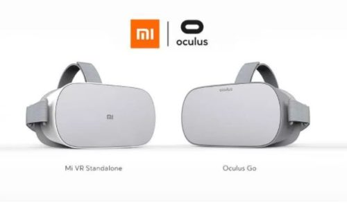 Xiaomi Oculus Go VR-Glasses