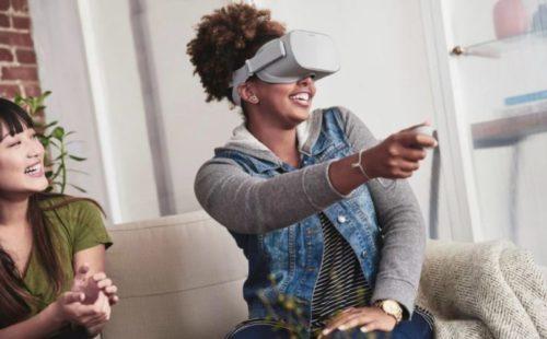 Xiaomi Oculus Go VR Glasses Performance