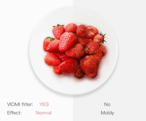 Xiaomi VIOMI Strawberry Effect