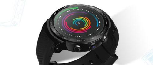 Zeblaze THOR Pro Smartwatch Design