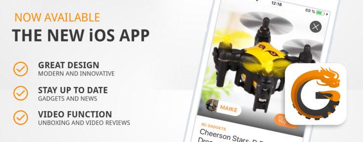 china-gadgets.com iOS App