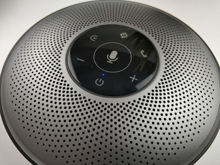 eMeet OfficeCore M2 AI Conference Speaker LED