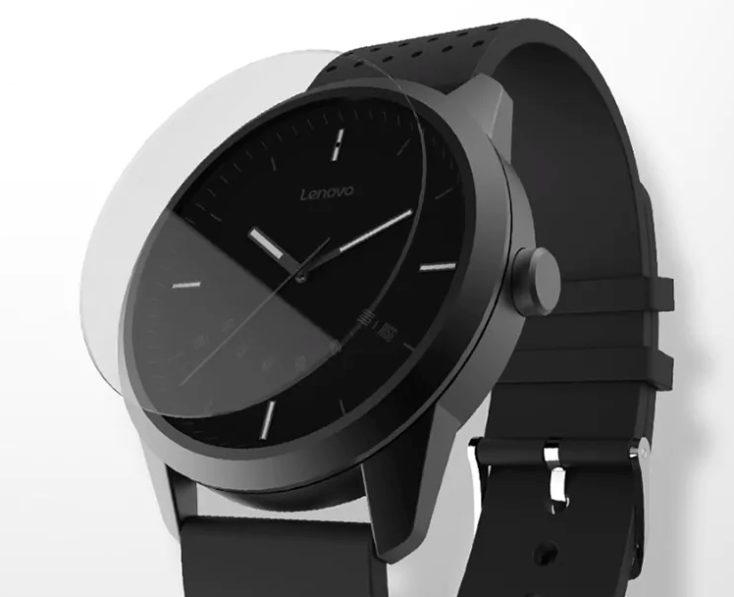 Lenovo Watch 9 Sapphire Glas