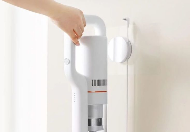 Roidmi F8 battery-operated vacuum cleaner wall bracket