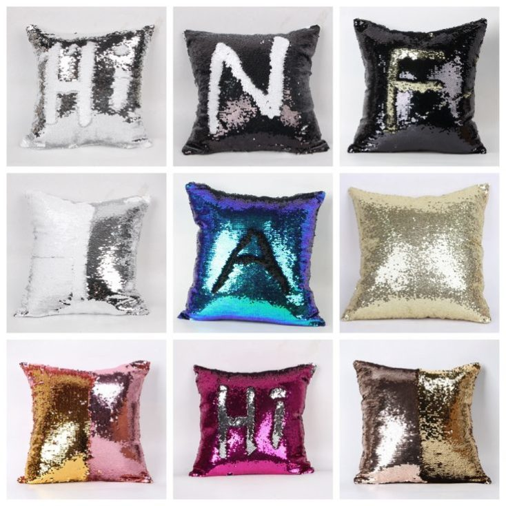 Sequins Pillowcases