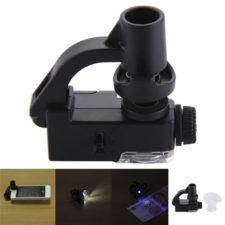 Smartphone Microscope Clip