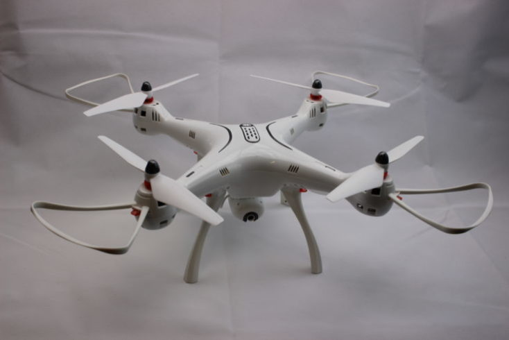 Syma X8 Pro Drone White