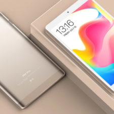Teclast P80 Pro Tablet Front and Back
