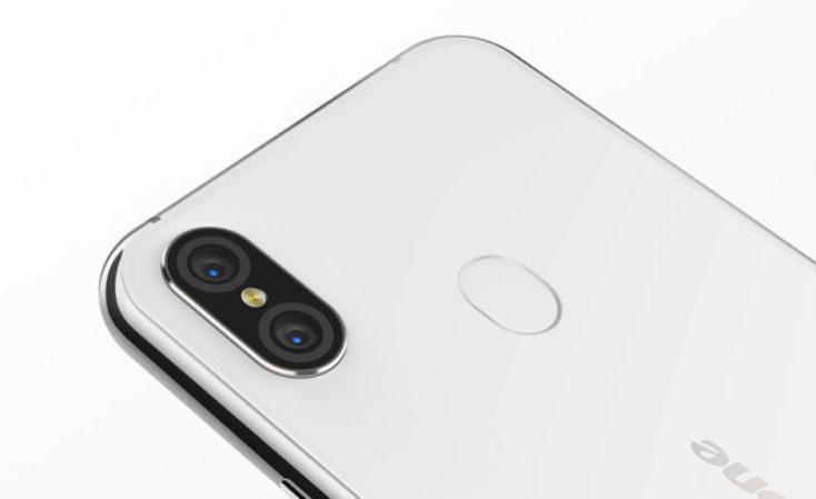 Ulefone X Camera