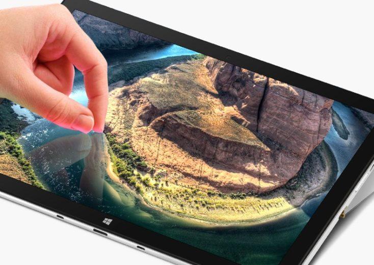 VOYO VBOOK I7 Plus Display