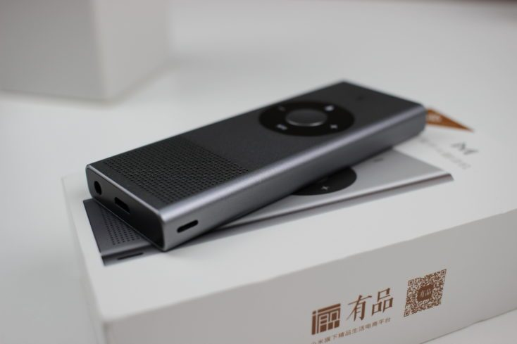 Xiaomi AI Translator on box