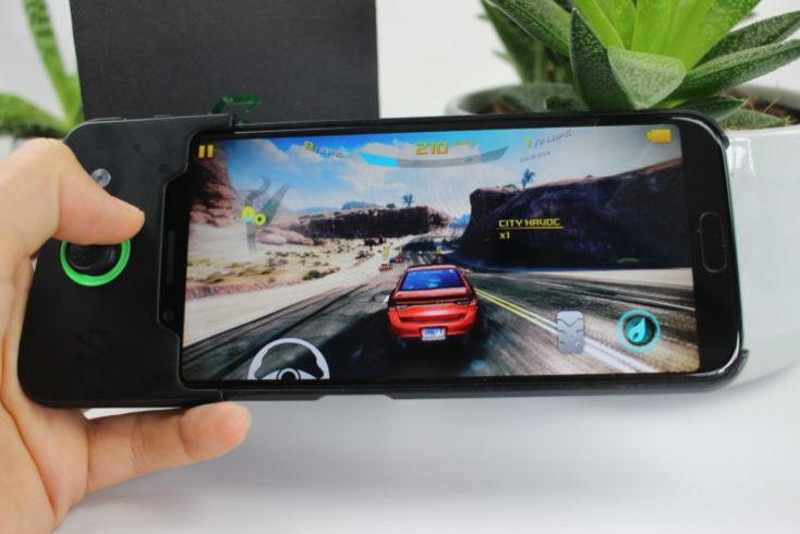 Xiaomi Black Shark handle