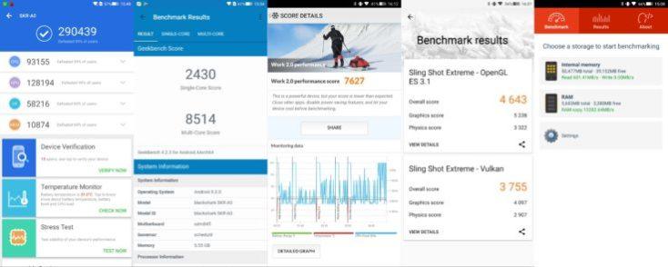 Xiaomi Blackshark Benchmarks