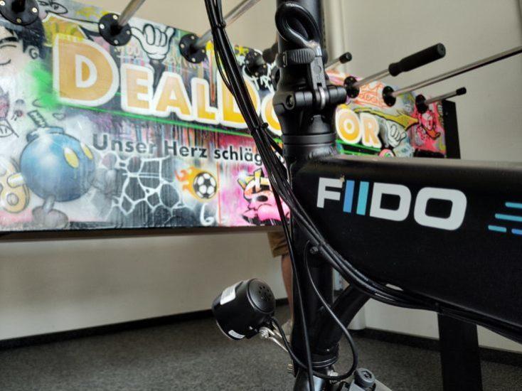Xiaomi Blackshark Bike