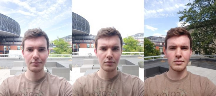 Xiaomi Blackshark Selfies