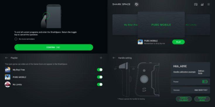 Xiaomi Blackshark Sharkspace