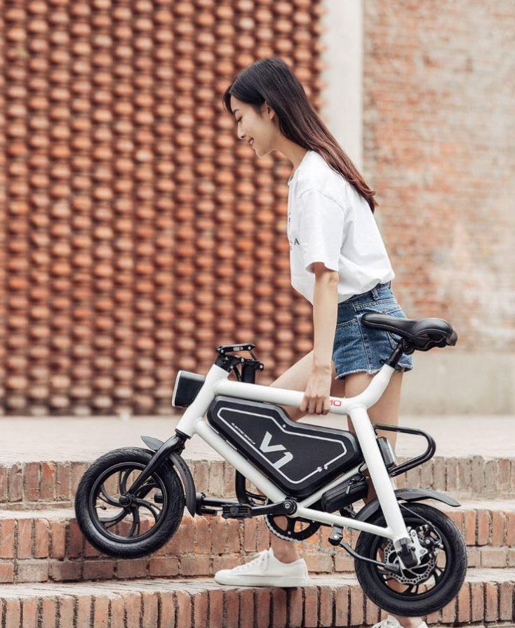 Xiaomi HIMO E-bike Transport