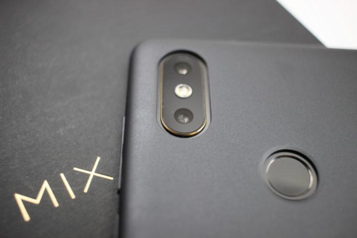 Xiaomi Mi Mix 2S Camera Case