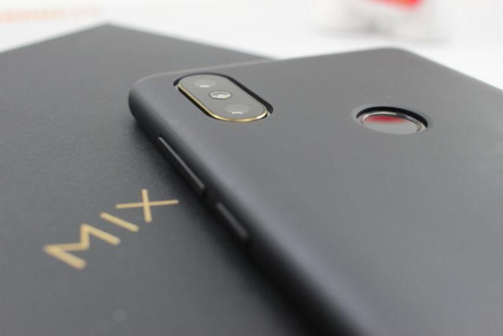 Xiaomi Mi Mix 2S Camera Mix
