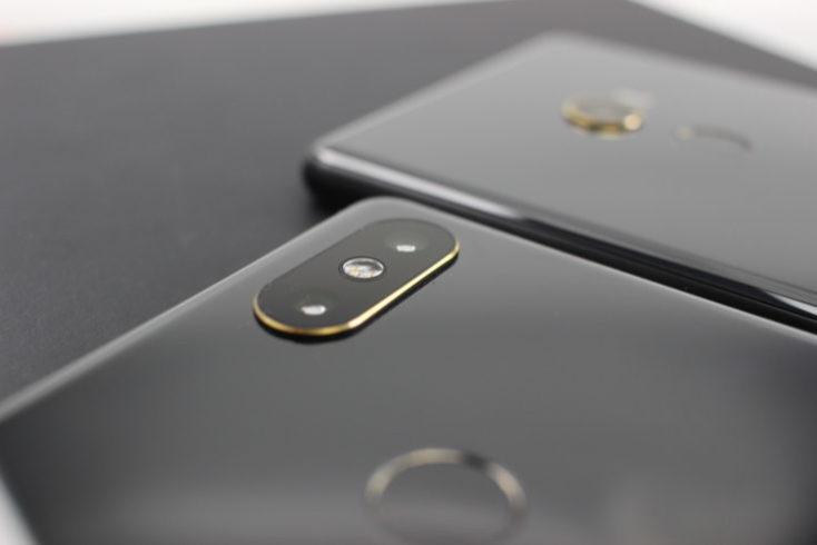 Xiaomi Mi Mix 2S Dual Camera Comparison Mix 2