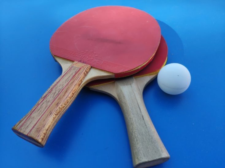 Xiaomi Mi Mix 2S Test Photo Table Tennis